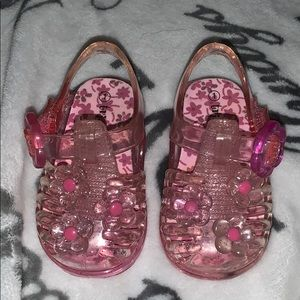 Pink jellies!!!